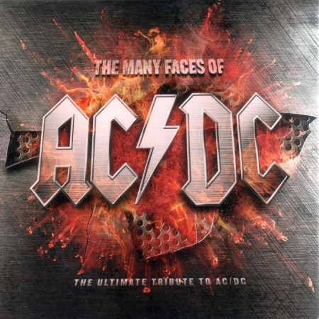 AC/DC - THE MANY FACES OF - (BOX 3 CDS)