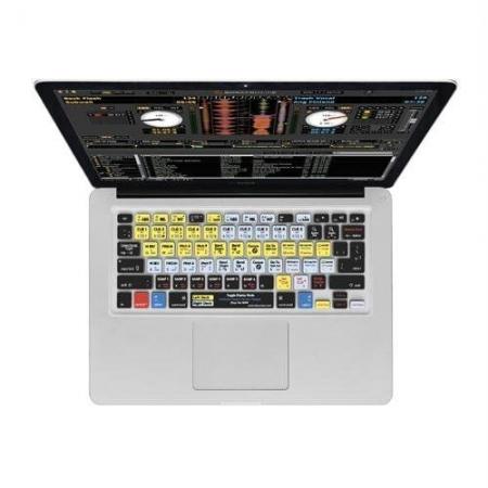 Capa para Teclado Serato Scracth Live para MacBook, MacBook Air