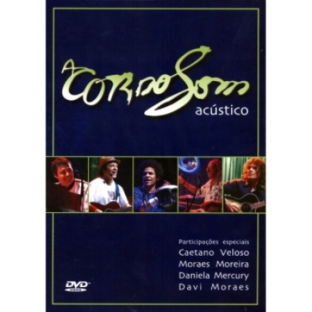 A COR DO SOM - ACUSTICO (DVD)