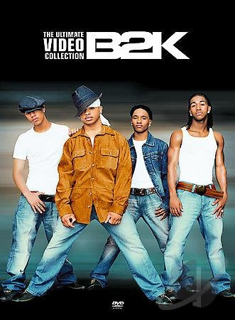 B2k - The Ultimate Video Collection