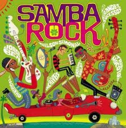 Samba Rock - Som Livre