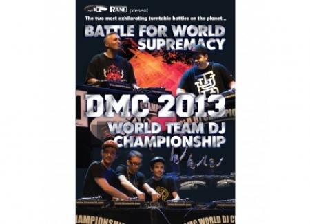 DMC World Battle & Team Championship 2013 DVD