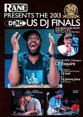 DMC US DJ Finals 2013 DVD (FINAL ESTADOS UNIDOS)