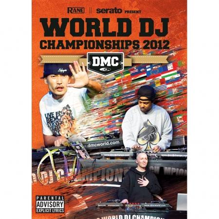 DMC World DJ Championship 2012 DVD