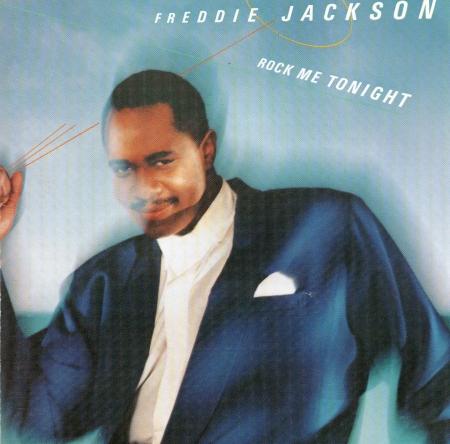 Freddie Jackson - Rock Me Tonight (CD)
