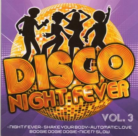 Disco Night Fever - Vol. 03