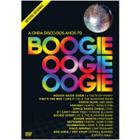 Boogie Oogie Oogie - A Onda Disco Dos Anos 70 DVD