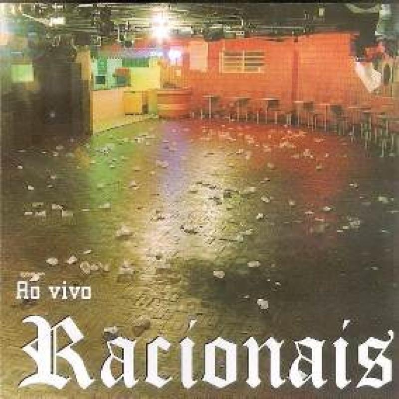 Racionais Mcs - Ao Vivo Diadema (CD RARO)
