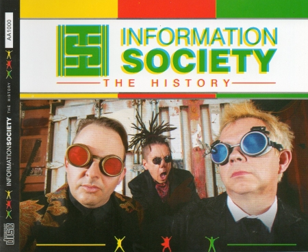 Information Society - The History (CD)