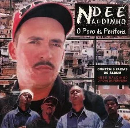 Lp Ndee Naldinho O Povo Da Periferia Vinyl Lacrado Rap Nac