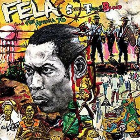 LP Fela Kuti - Sorrow Tears & Blood IMPORTADO LACRADO