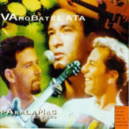 Paralamas do Sucesso - Vamo Bate Lata AO VIVO CD DUPLO