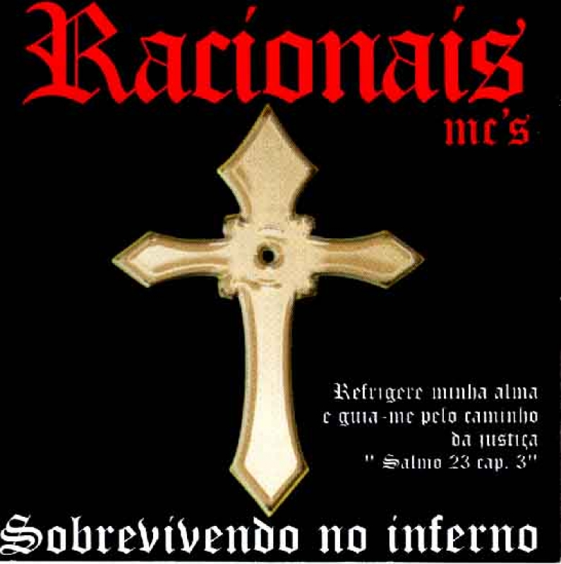 Racionais Mcs - Sobrevivendo no Inferno (CD) (7899340743165)