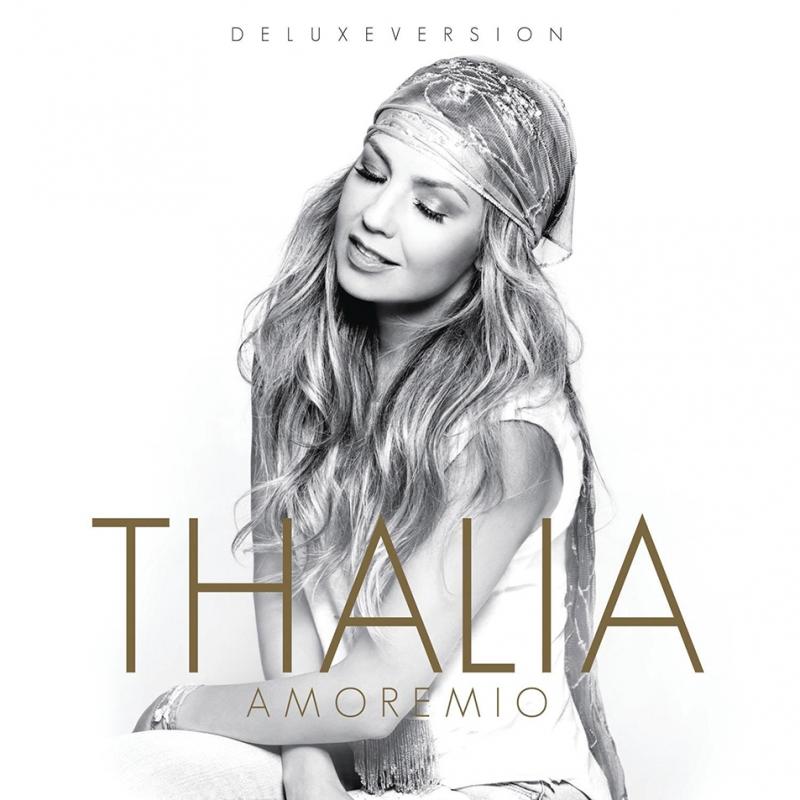 Thalia - Amore Mio (CD DELUXE IMPORTADO)