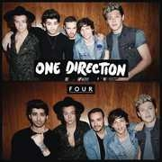 .CD One Direction Four STANDARD IMPORTADO