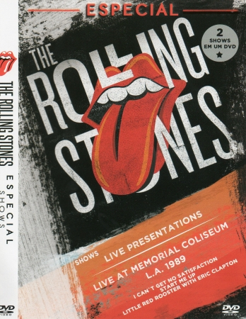 The Rolling Stones - Especial Shows (DVD)