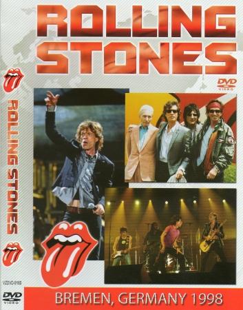 The Rolling Stones - Bremen, Germany 1998 (DVD)