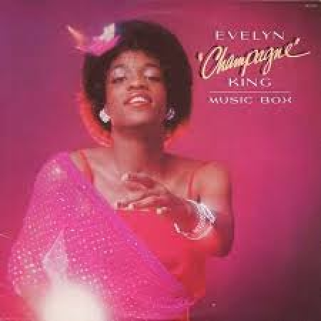 Evelyn Champagne King - Music Box  (CD)