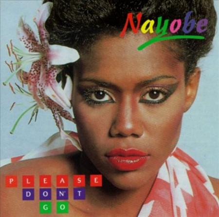 Nayobe - Please Dont Go (CD)