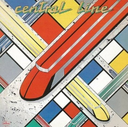 Central Line - Central Line (CD)