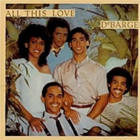Debarge - All This Love (CD)