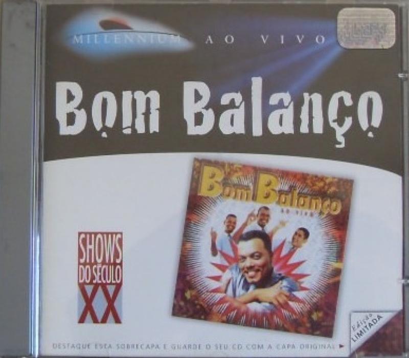 Bom Balanço - Ao vivo