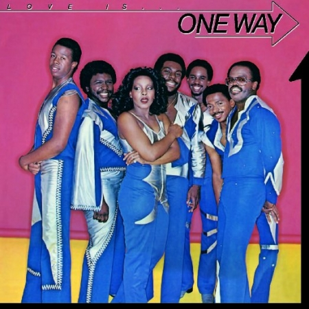 One Way - Love Is (CD)