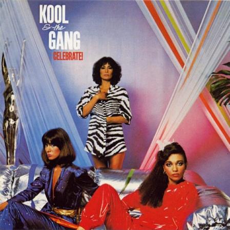 Kool The Gang - Celebrate