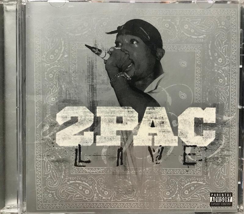 2 Pac - Live (CD)