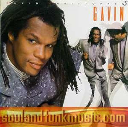 Gavin Christopher - Gavin Manhattan Records