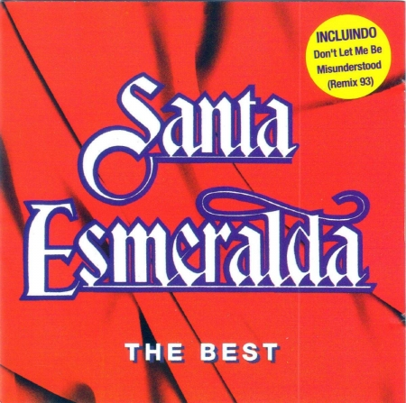 Santa Esmeralda - The Best
