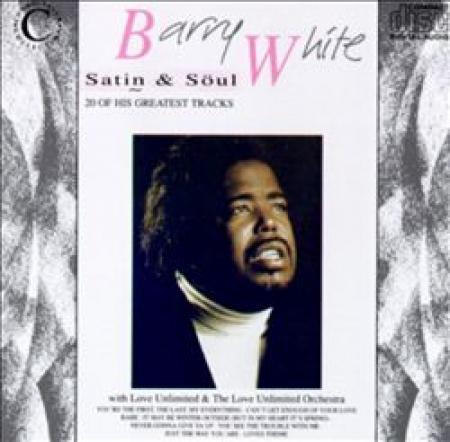 Barry White - Satin Soul