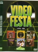 Video Festa - Vol 3 Kaskatas (DVD)