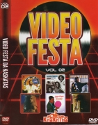 Video Festa - Vol 2 Kaskatas (DVD)