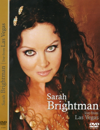 Sarah Brightman - Live  Las Vegas DVD