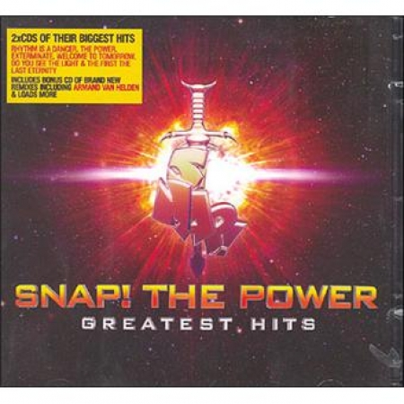 SNAP - The Power Greatest Hits