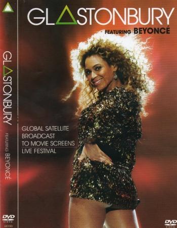Beyoncé - Glastonbury (DVD)