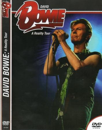 David Bowie - A Reality Tour (DVD)