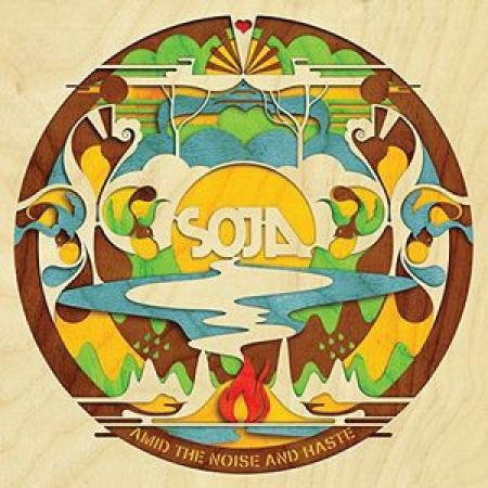 LP Soja - Amid the Noise & Haste IMPORTADO LACRADO