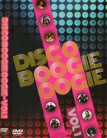 Disco Boogie oogie - Vol 1 (DVD)