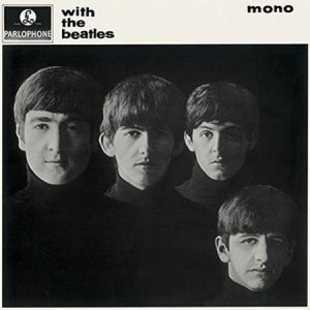 LP The Beatles - With the Beatles MONO (VINYL 180 GRAMAS IMPORTADO LACRADO)