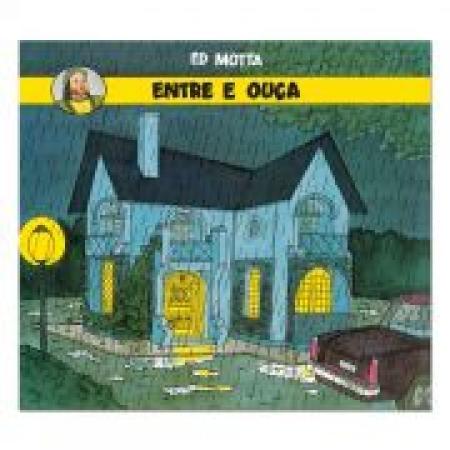LP Ed Motta Entre e Ouça - 180 gramas