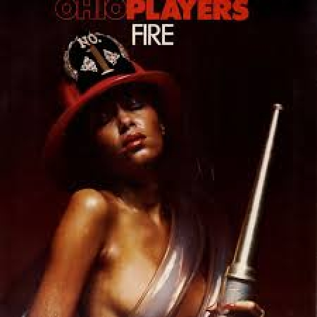 Fire - Ohio Players (CD)