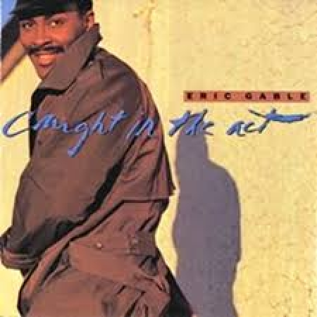 Eric Gable - Caught In The Act (CD)