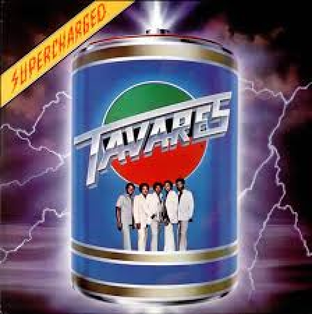 Tavares - Supercharged (CD)