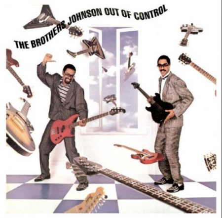 Brothers Johnson - Out of Control (CD)