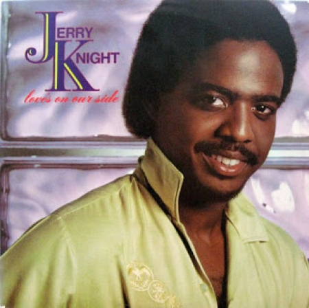 Jerry Knight - Love s On Your Side (CD)