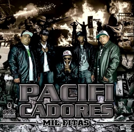 Pacificadores – Mil Fitas (CD) RAP NACIONAL