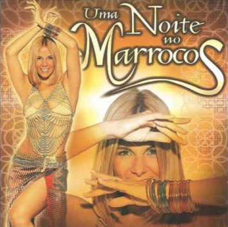 Carla Perez - Uma noite no Marrocos (CD)