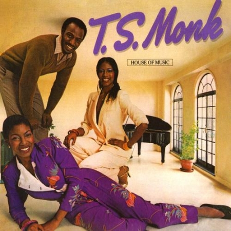 T.S. Monk - House Of Music (CD)